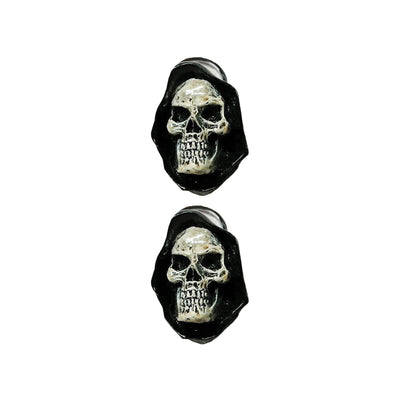Reaper Skull Stick Ons - two per pack