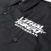 Evil Twin Engine Embroidered Work Shirt
