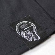 Rat Rod Pinstripe Embroidered Work Shirt