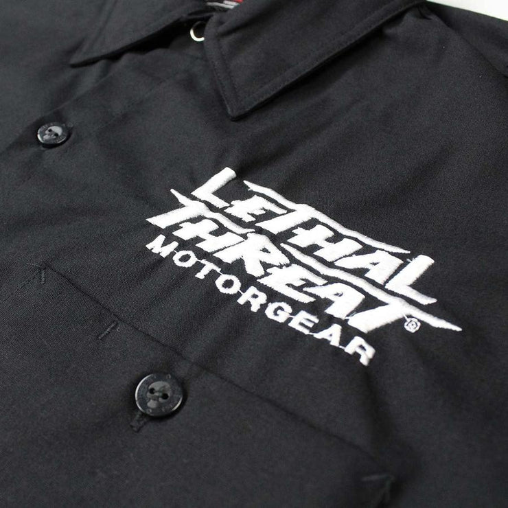 Eye Ball Work Shirt