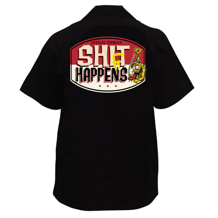 Shift Happens Work Shirt