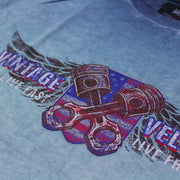 Vintage Velocity Freedom Racing USA Tee