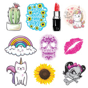 Girly Series Sticker Ten Pack