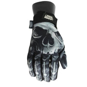 Biomechanical Skull Gloves (NEW VERSION)