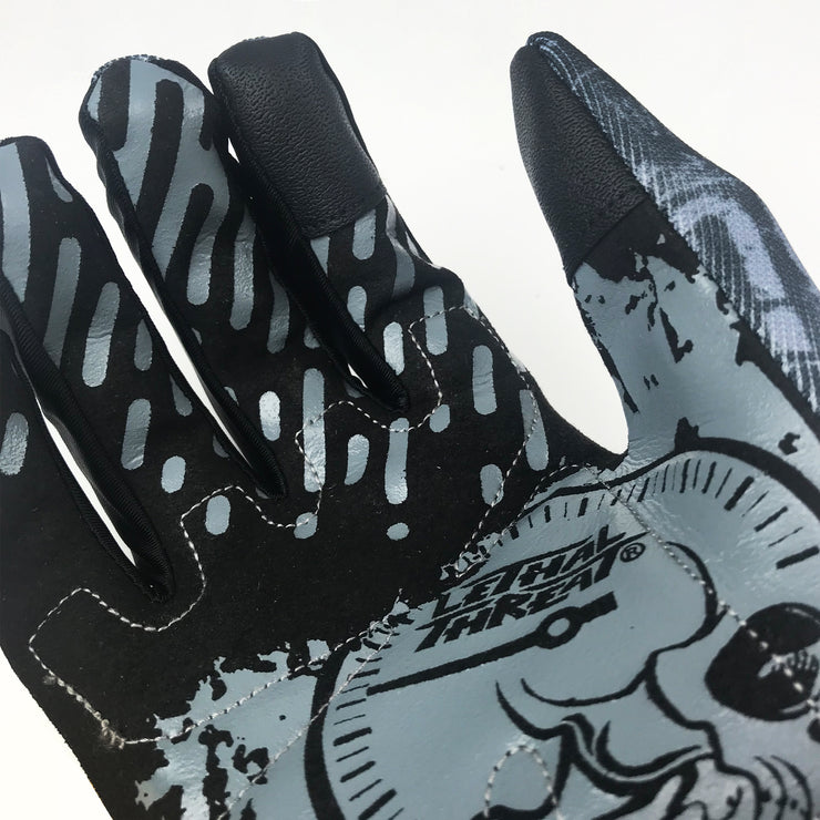 Lady Death Hand Gloves