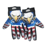 Rip n Tear USA Eagle Hand Gloves