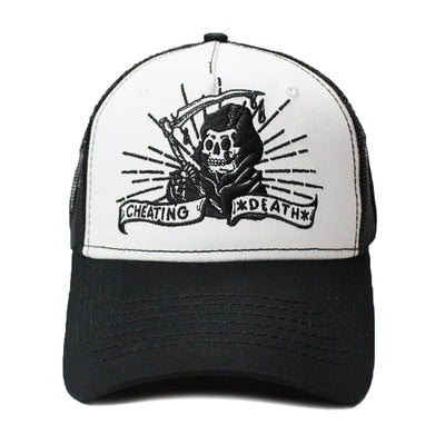 Cheating Death Reaper Hat