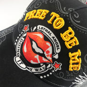 Free to be Me Hat
