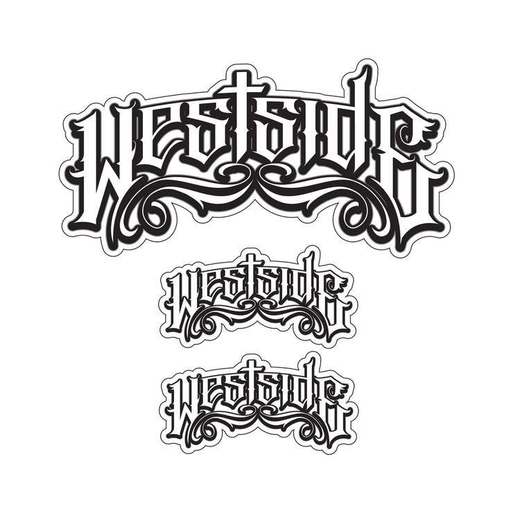 West Side Decal