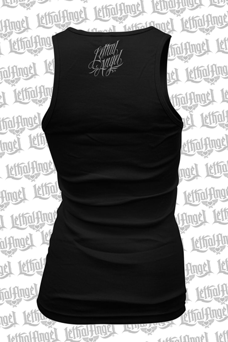 Skull N Crossbones Man Beater Tank Top