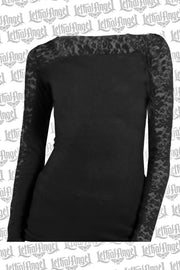 Divine Danger Lace Sleeves