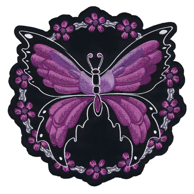 Butterfly Chain Patch