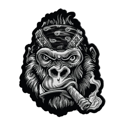 Bandana Gorilla Patch