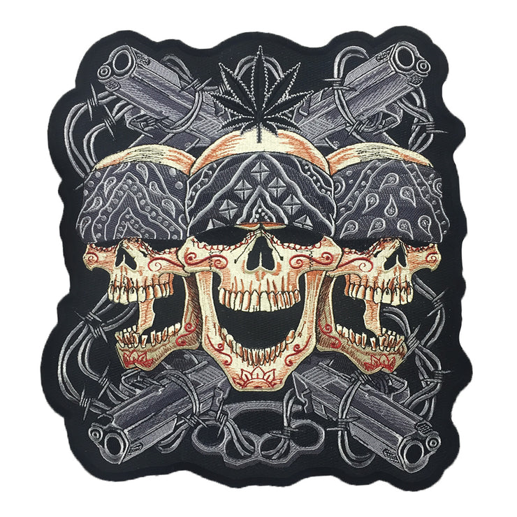 Mean Streets Large Patch