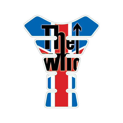 The Who Motorcycle Tank Pad / Motorcycle Tank Protector