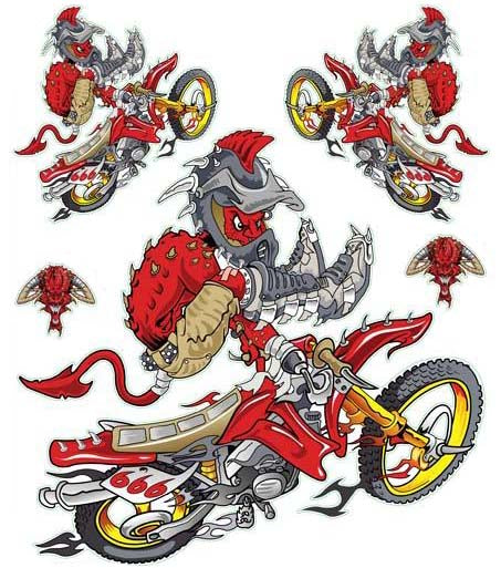 Devil Ride Motocross