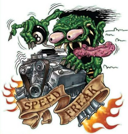 Speed Freak Monster