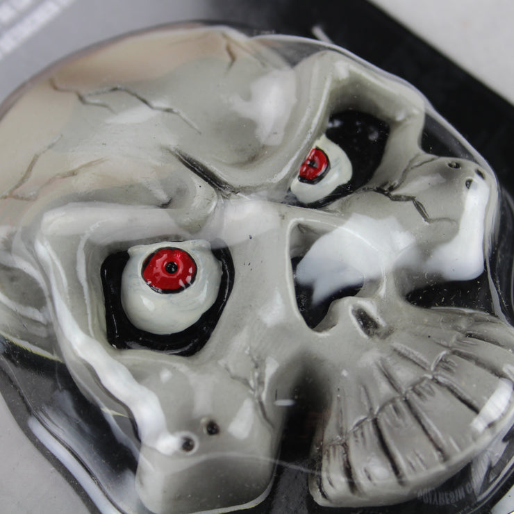 Eyeball Skull 3D Peel n Stick Emblem