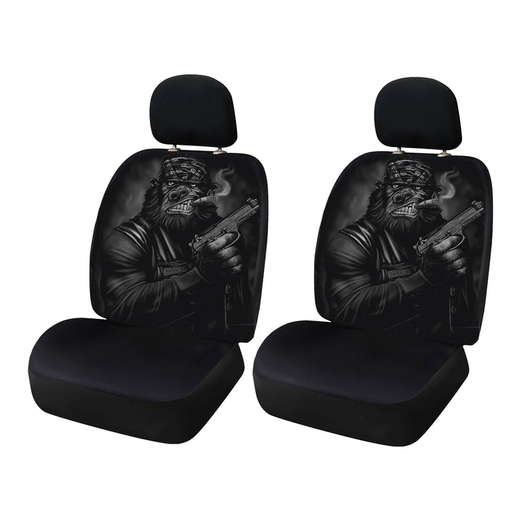 Gorilla Gun Automotive 2 Pack Seat Cover Set