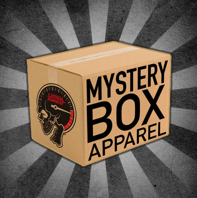 MEN'S APPAREL MYSTERY BOX