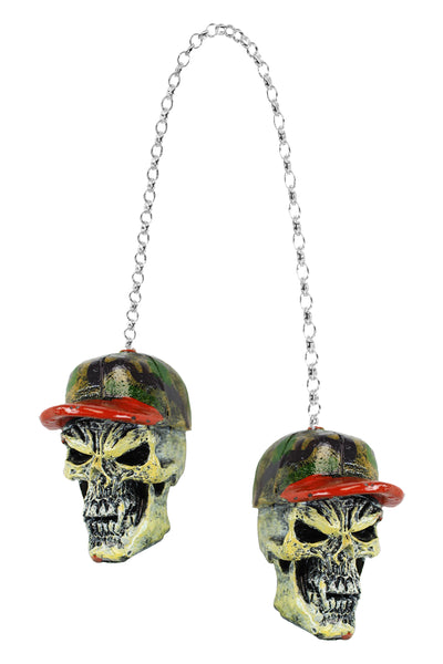 Hunter Skull Danglers