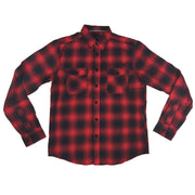 GORILLA BIKER RED PLAID SHIRT