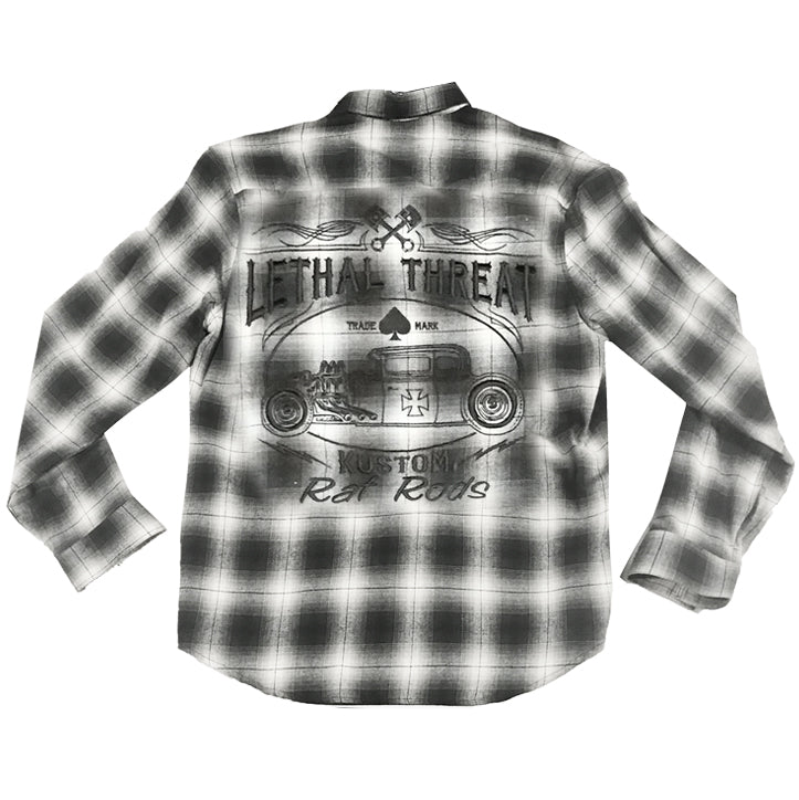 Rat Rods Plaid Shirt