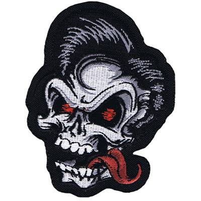 Tongue Skull Patch