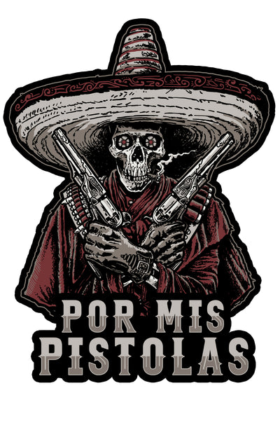 Bandido Vintage Metal Sign