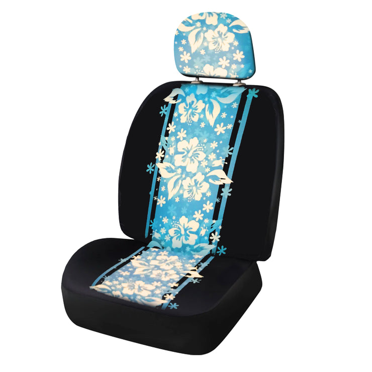 Race Hibiscus Seat Covers