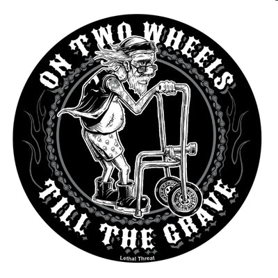 Rude & Crude: On Two Wheels Till The Grave