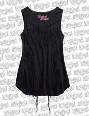 Ready for Love Fringe Tank Top