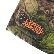 Men Backwoods Skull Camo  Shirt