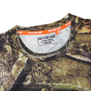 Men's Backwoods Skull Camo T- Shirt