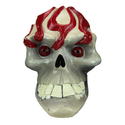 Flame Head Skull Shift Knob