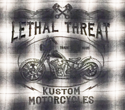Kustom Motorcycle Plaid Shirt