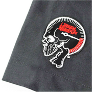 Aces High Monster Embroidered Work Shirt