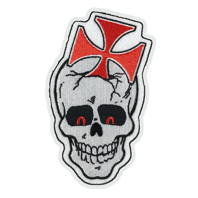 Skull Cross Patch