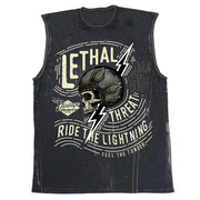 Vintage Velocity Ride The Lightning Tank Top