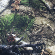 Women Backwoods Skull Camo Shirt