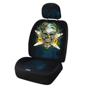 Hawaii Skull Seat Cover