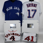 MN Nice Cards 12-Box Autographed Baseball Jersey Series!
