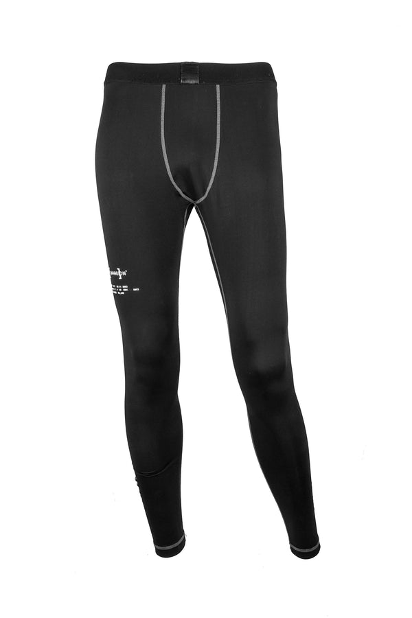 Logo Compression Pants