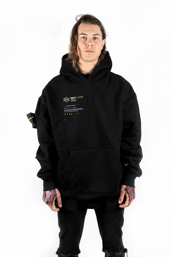Sect 1.206 Research Hoodie