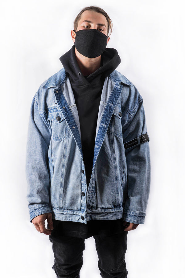 Sub Division Denim Jacket - Tint