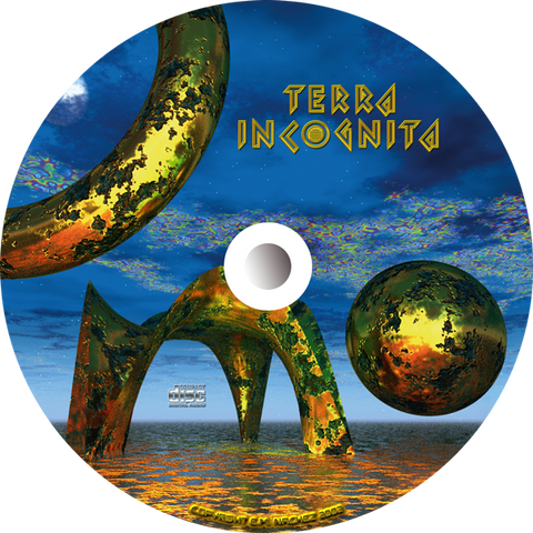 Terra Incognita - CD