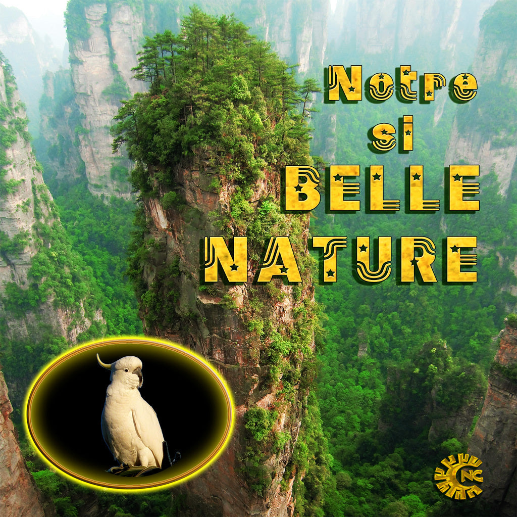 MP3 audio - Notre si belle Nature - son de nature - Michel Nachez - CD de relaxation