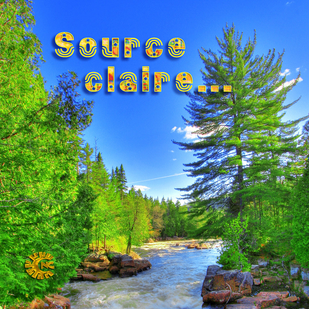 MP3 audio - Source Claire - sons de nature - Michel Nachez - CD de relaxation