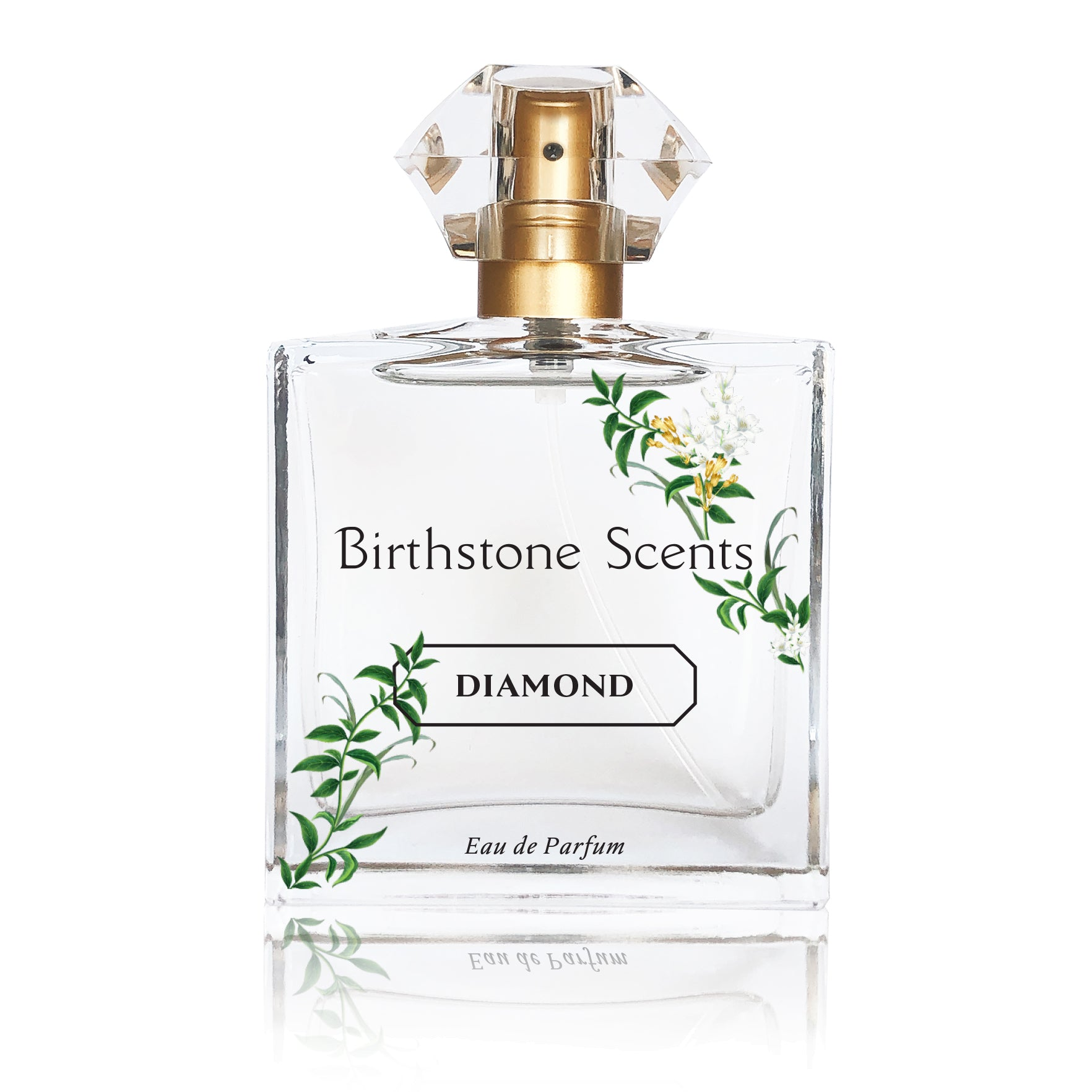 DIAMOND PERFUME | April - Birthstone Scents