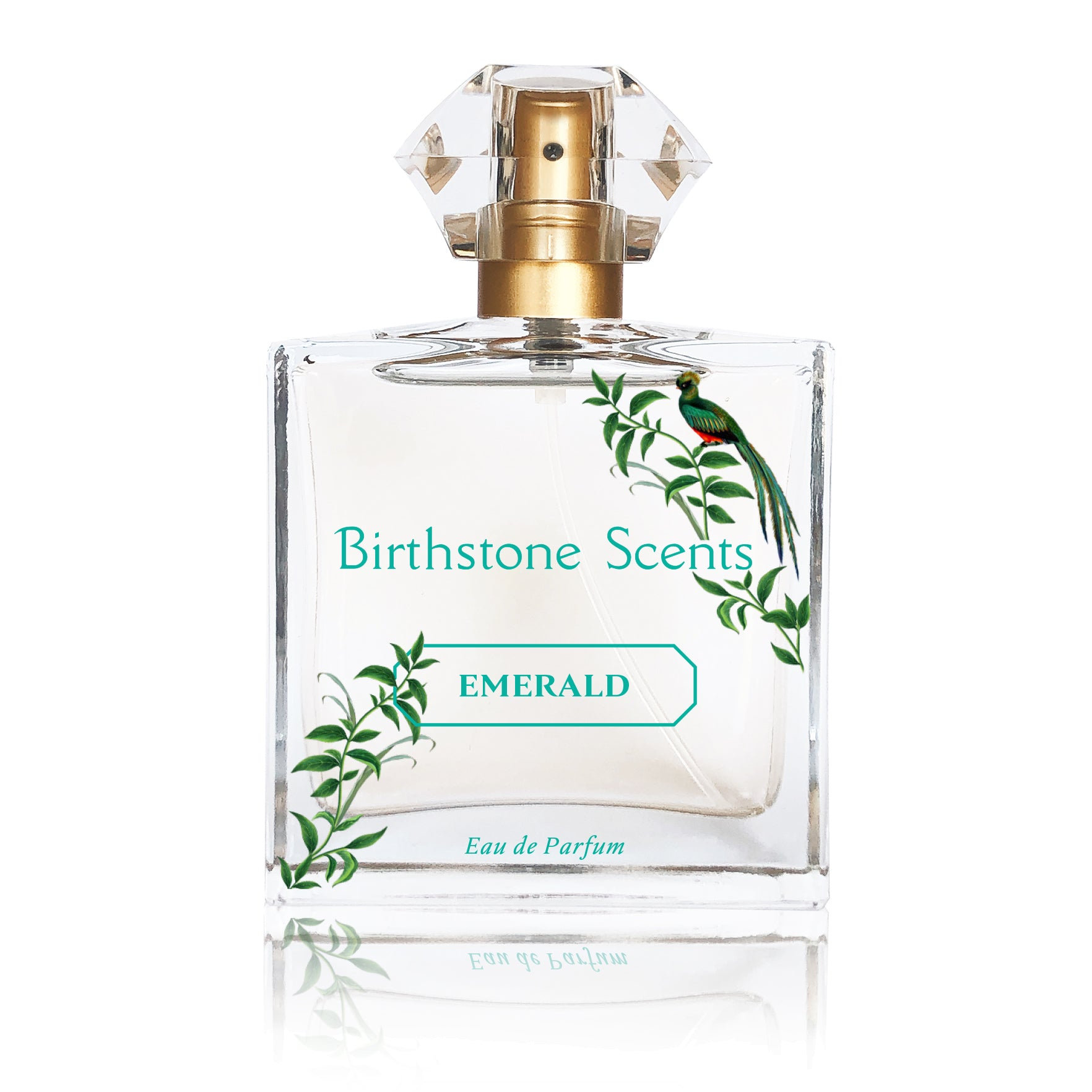 EMERALD PERFUME | May - Birthstone Scents